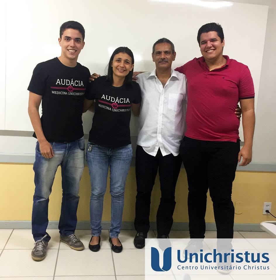 Coordenação de Esportes da Unichritus com o CA de Medicina