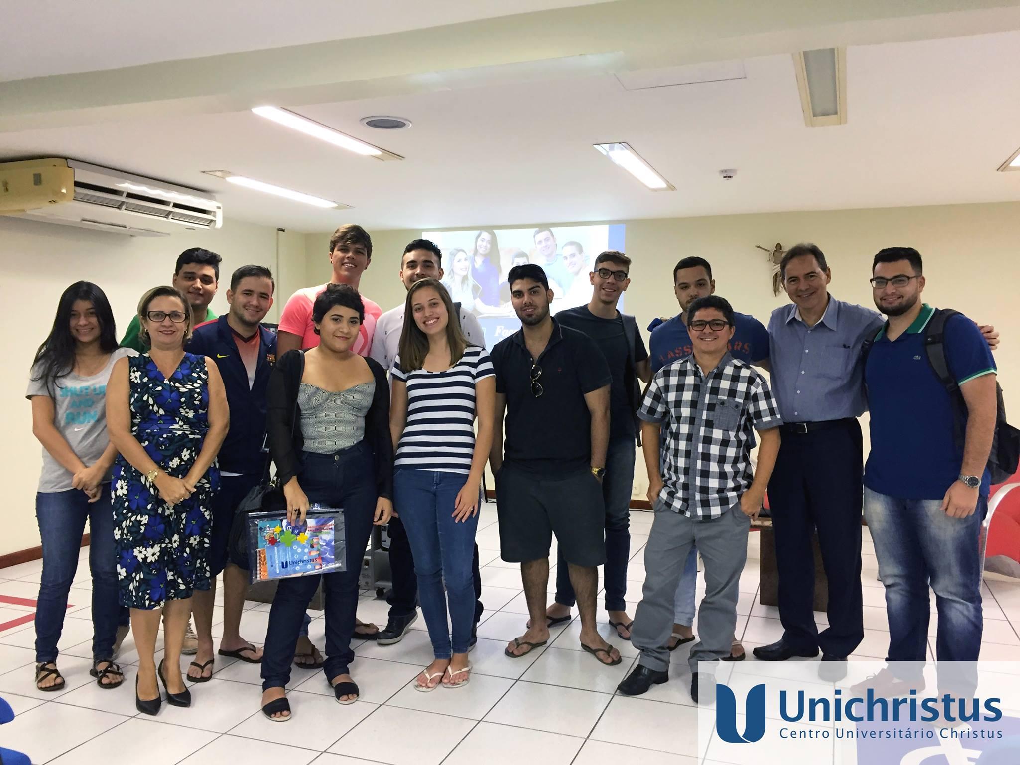 Curso de Administração da Unichristus Recepciona novos alunos