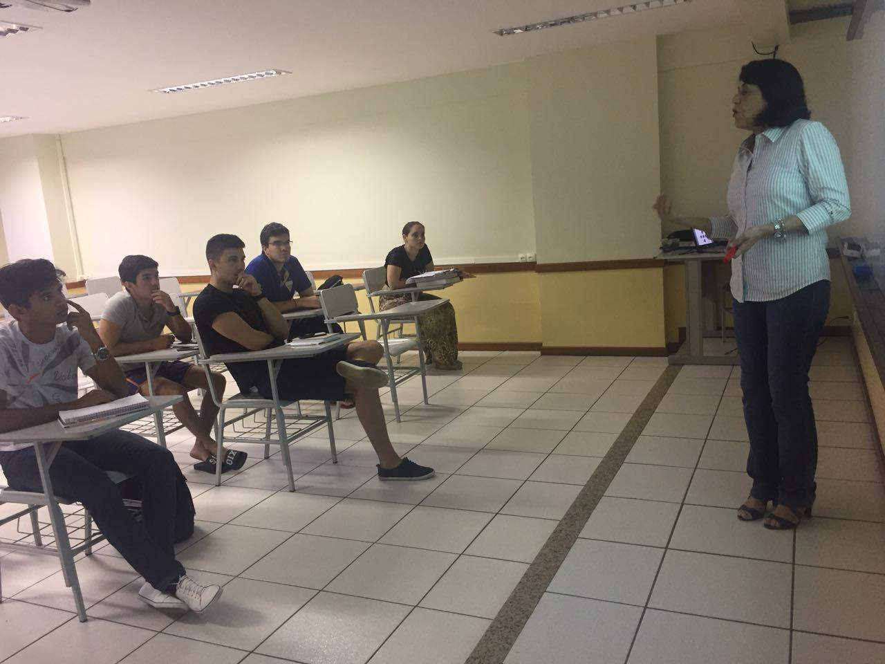 Alunos dos Cursos de Engenharia Civil e Engenharia de Produção da Unichristus participaram do Curso de Planejamento Estratégico
