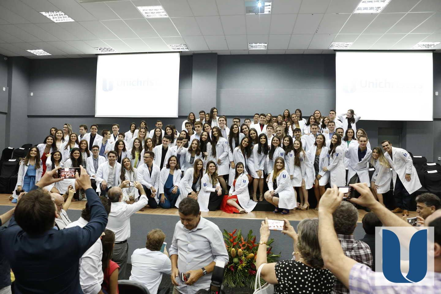 Cerimônia do Jaleco do Curso de Medicina