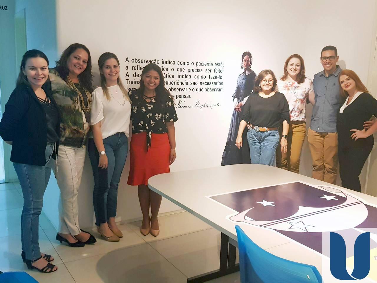 Parceria entre Unichristus e Associação Brasileira de Enfermagem (Aben)