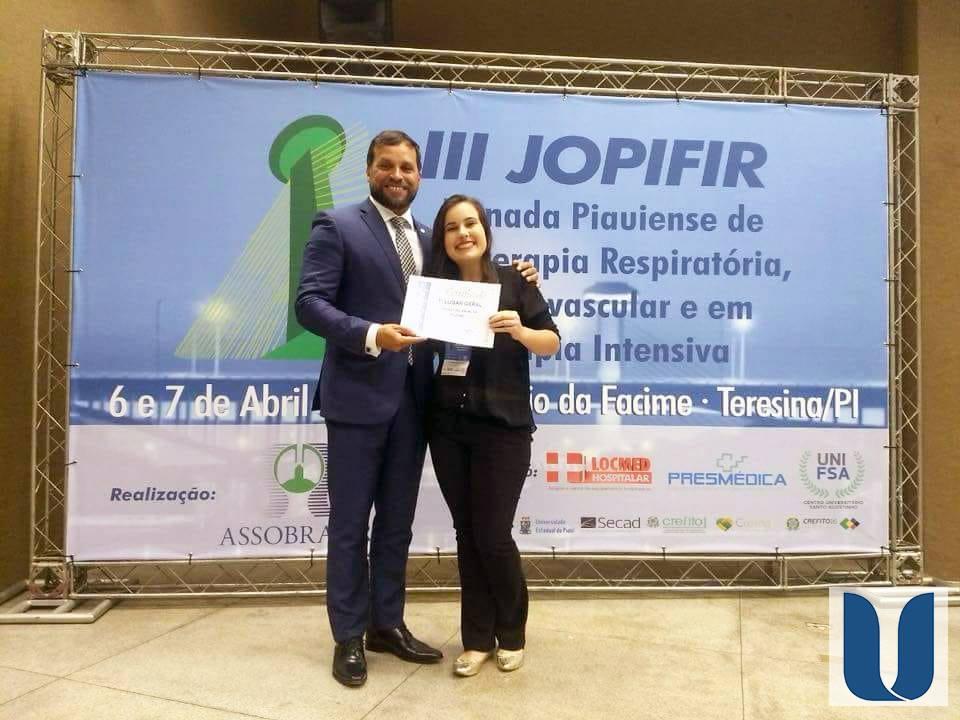 Jornada Piauiense de Fisioterapia Respiratória Cardiovascular e em Terapia Intensiva (JOPIFIR)