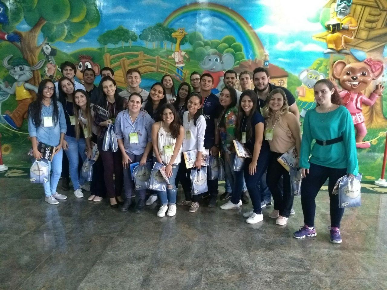 Alunos dos Cursos de Arquitetura e Urbanismo, Engenharia Civil e Engenharia de Produção visitaram a Fábrica Fortaleza
