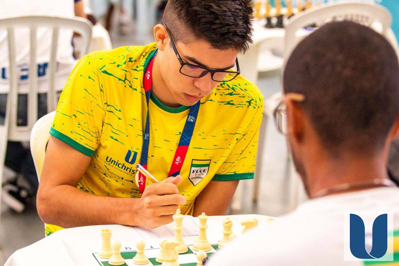 Unichristus no Campeonato Brasileiro Universitário de Xadrez