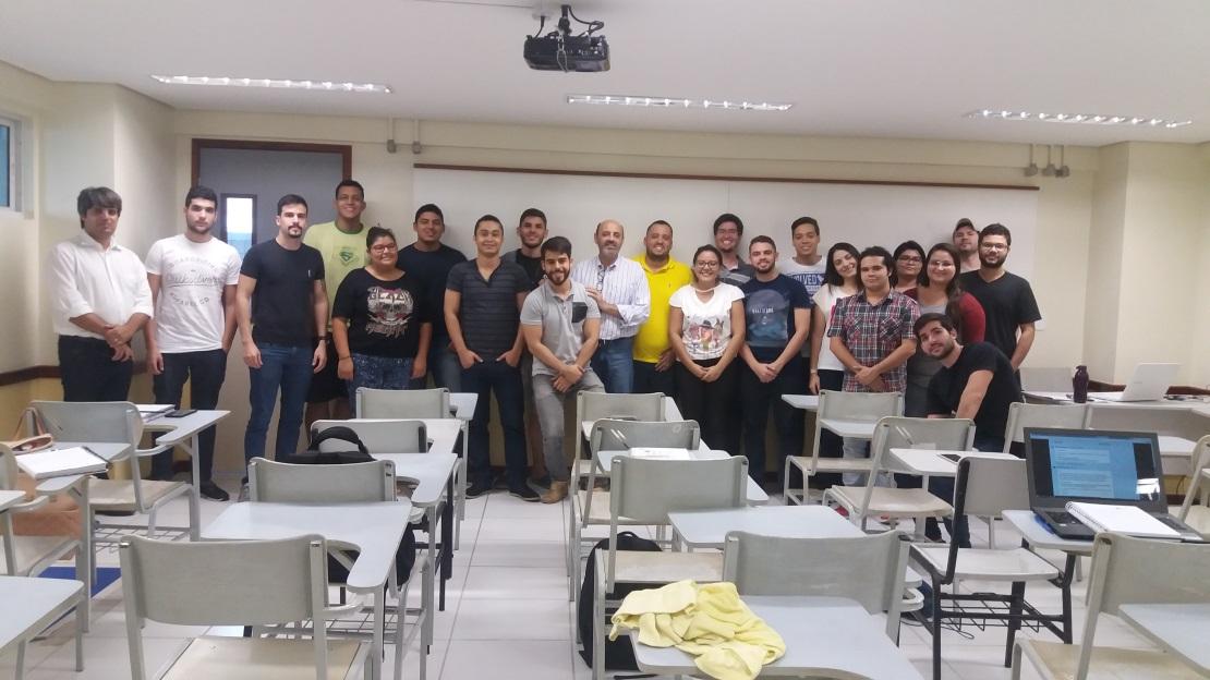 Curso de Inspeção Predial com foco na qualificação dos alunos dos Cursos de Arquitetura e Urbanismo, Engenharia Civil e Engenharia de Produção da Unichristus