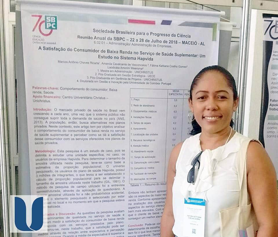 70ª Reunião da Sociedade Brasileira para o Progresso da Ciência (SBPC)