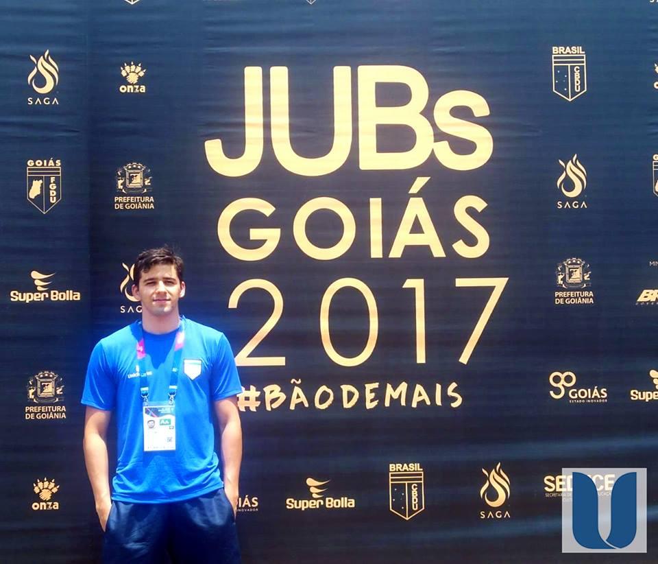 Seletivas Estaduais de Natação para os Jogos Universitários Brasileiros