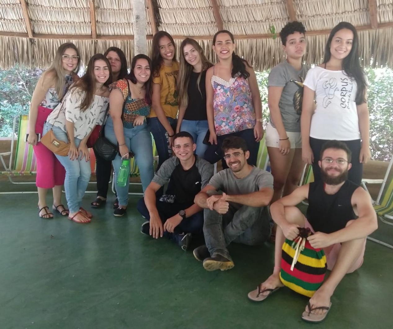 Os alunos dos Cursos de Arquitetura e Urbanismo, Engenharia Civil e Engenharia de Produção da Unichristus visitaram o Sítio de Permacultura Floresta