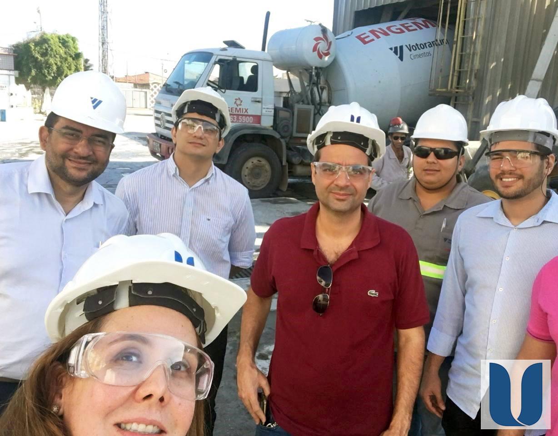 Visita técnica à Concreteira Engemix