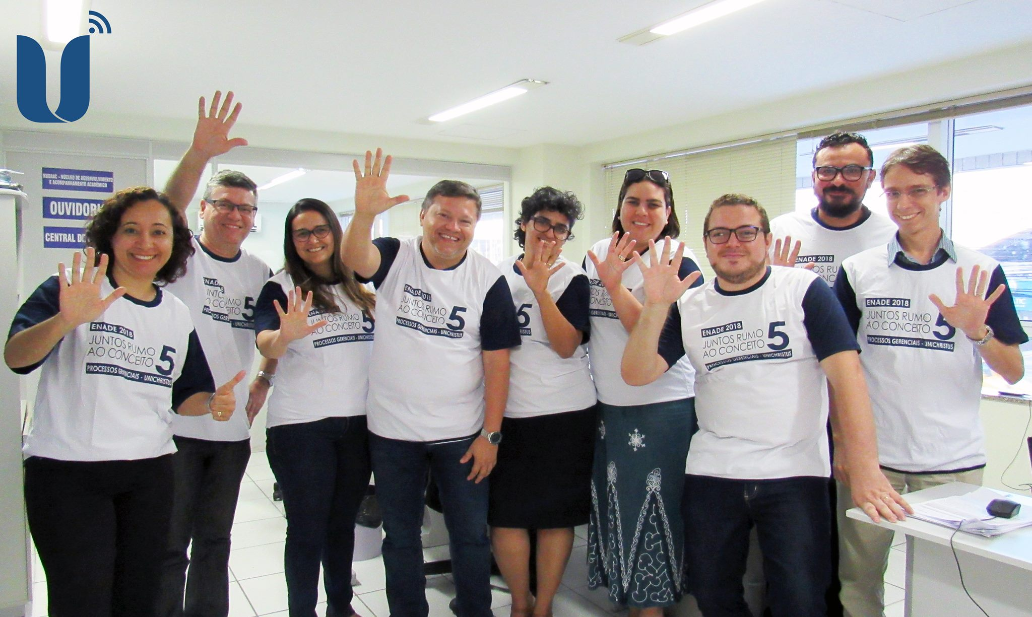 O Núcleo de Educação a Distância da Unichristus está na reta final para o ENADE 2018
