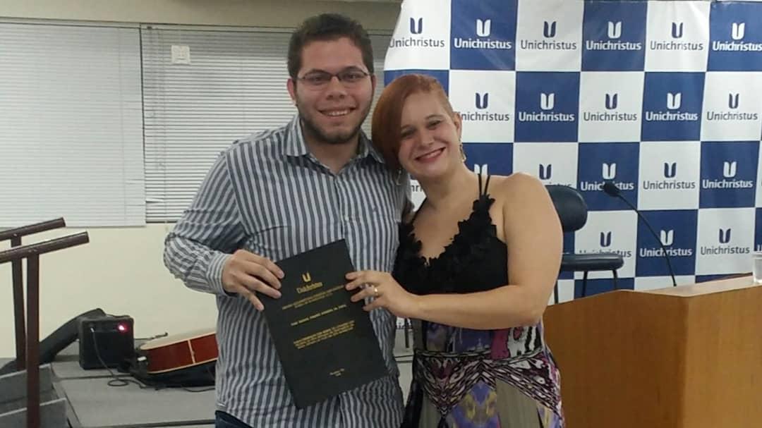 Cerimônia de Entrega de TCC dos alunos dos Cursos da Engenharia Civil e da Engenharia de Produção da Unichristus.